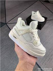Kids Air Jordan IV Sneakers 261