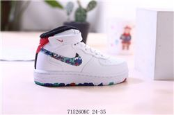 Kids Air Force 1 High Sneakers 230