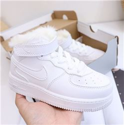 Kids Air Force 1 High Sneakers 233