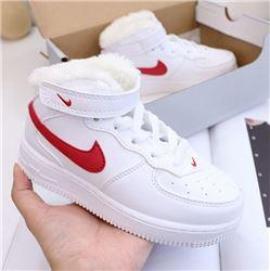 Kids Air Force 1 High Sneakers 234