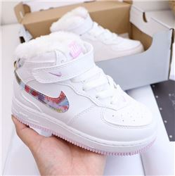 Kids Air Force 1 High Sneakers 236