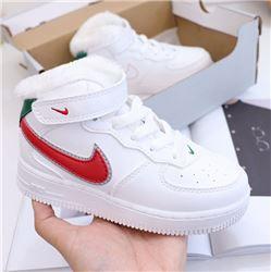 Kids Air Force 1 High Sneakers 237