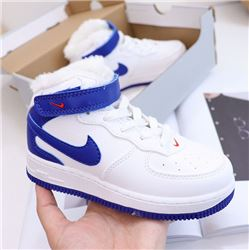 Kids Air Force 1 High Sneakers 238