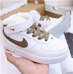 Kids Air Force 1 High Sneakers 239
