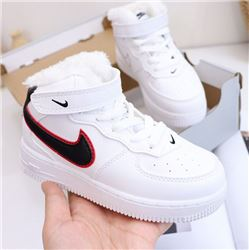 Kids Air Force 1 High Sneakers 240