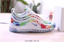 Men Nike Air Max 97 Running Shoes 582