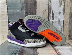 Men Air Jordan III Basketball Shoes 428