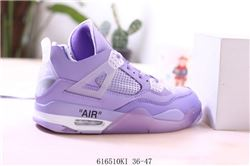 Men Air Jordan IV Retro Basketball Shoes AAA 596