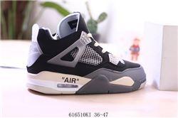 Men Air Jordan IV Retro Basketball Shoes AAA 597