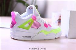 Women Air Jordan IV Retro Sneaker AAA 348