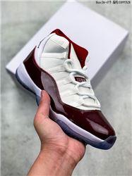 Men Air Jordan XI Retro Basketball Shoes AAA ...