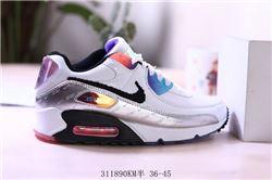 Women Nike Air Max 90 Sneakers AAAA 353