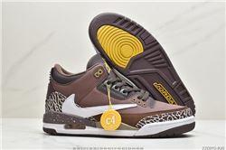 Women Air Jordan III Retro Sneakers AAAA 257