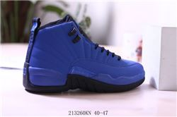 Men Air Jordan XII Retro Basketball Shoes 400