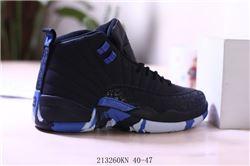 Men Air Jordan XII Retro Basketball Shoes 401