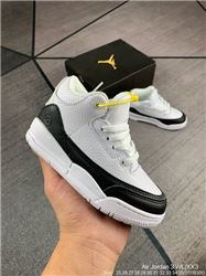 Kids Air Jordan III Sneakers 237