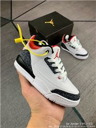 Kids Air Jordan III Sneakers 238