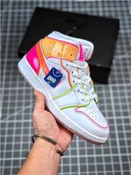 Women Air Jordan 1 Retro Sneakers AAA 757