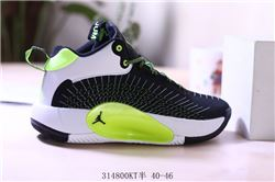 Men Air Jordan 35 Basketball Shoes 217