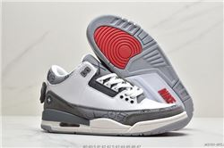 Men Air Jordan III Basketball Shoes AAA 433
