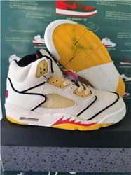 Men Air Jordan V Retro Basketball Shoes 442