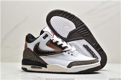 Men Air Jordan III Basketball Shoes AAA 436