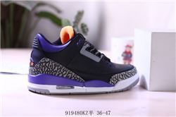 Men Air Jordan III Basketball Shoes AAA 429
