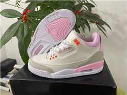 Women Air Jordan III Retro Sneakers 258