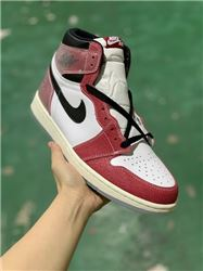 Women Air Jordan 1 Retro Sneakers AAAAA 759