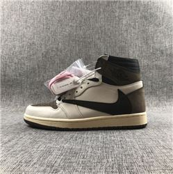 Women Air Jordan 1 Retro Sneakers AAAAA 762