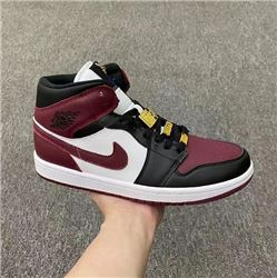 Men Air Jordan I Retro Basketball Shoes AAAA 1065