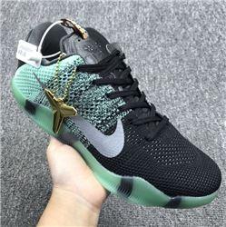 Men Nike Zoom Kobe 11 Flyknit Basketball Shoes AAAA 680