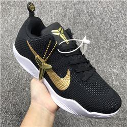 Men Nike Zoom Kobe 11 Flyknit Basketball Shoes AAAA 681