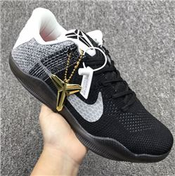 Men Nike Zoom Kobe 11 Flyknit Basketball Shoes AAAA 682