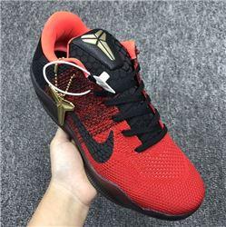 Men Nike Zoom Kobe 11 Flyknit Basketball Shoes AAAA 683