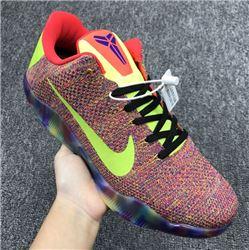 Men Nike Zoom Kobe 11 Flyknit Basketball Shoes AAAA 684