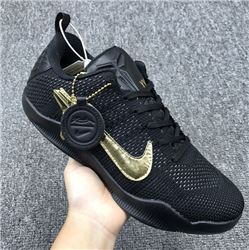 Men Nike Zoom Kobe 11 Flyknit Basketball Shoe...