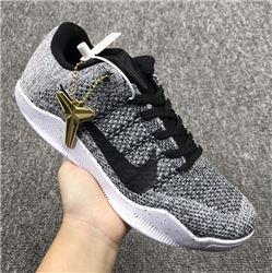 Men Nike Zoom Kobe 11 Flyknit Basketball Shoes AAAA 686