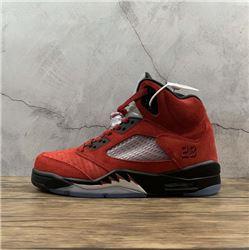 Men Air Jordan V Retro Basketball Shoes AAAAAA 444