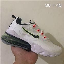 Men Nike Air Max 270 React Running Shoes 579
