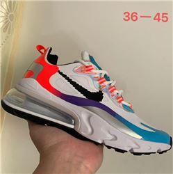 Men Nike Air Max 270 React Running Shoes 582