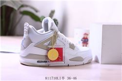 Men Air Jordan IV Retro Basketball Shoes AAA 602