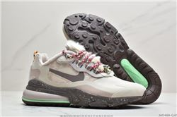Women Nike Air Max 270 React Sneakers AAA 436