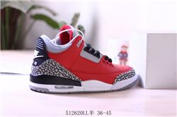 Men Air Jordan III Basketball Shoes AAA 438