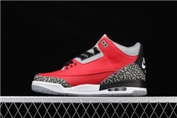 Men Air Jordan III Basketball Shoes AAAA 439