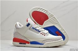 Men Air Jordan III Basketball Shoes AAA 440