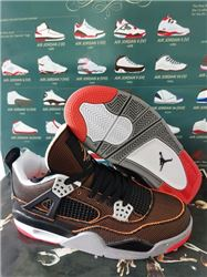 Men Air Jordan IV Retro Basketball Shoes 606