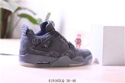 Men Air Jordan IV Retro Basketball Shoes 608