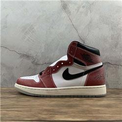 Men Air Jordan I Retro Basketball Shoes AAAAA 1060