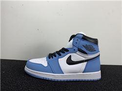 Men Air Jordan I Retro Basketball Shoes AAA 1078